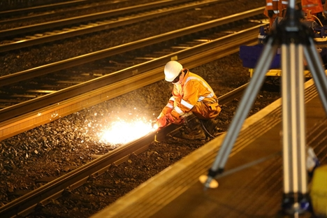 Government industrial strategy aims to tackle 'historic underinvestment' in rail