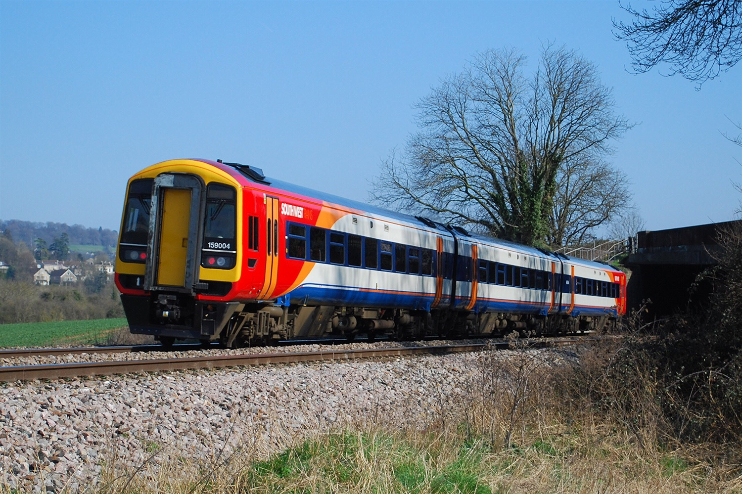 SWT adds more services and links to West of England Main Line