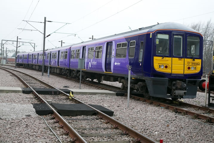 Northern holds Class 319 units for inspection after driver shock