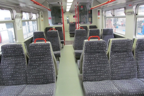Class 321 upgrade complete at Clacton