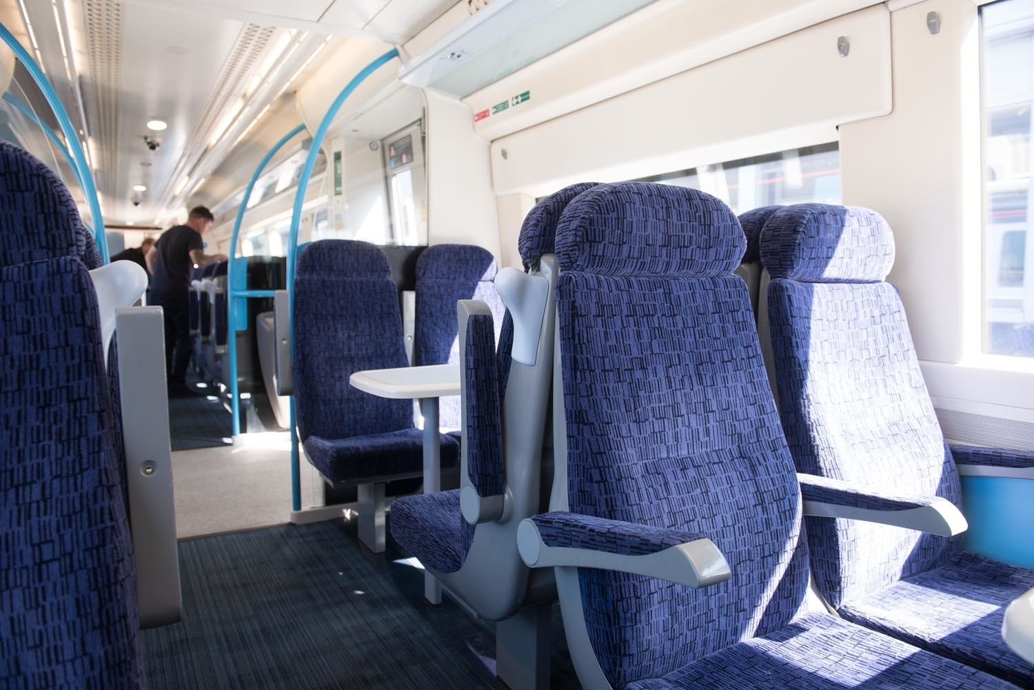 Southeastern completes £30m upgrade to a third of its trains