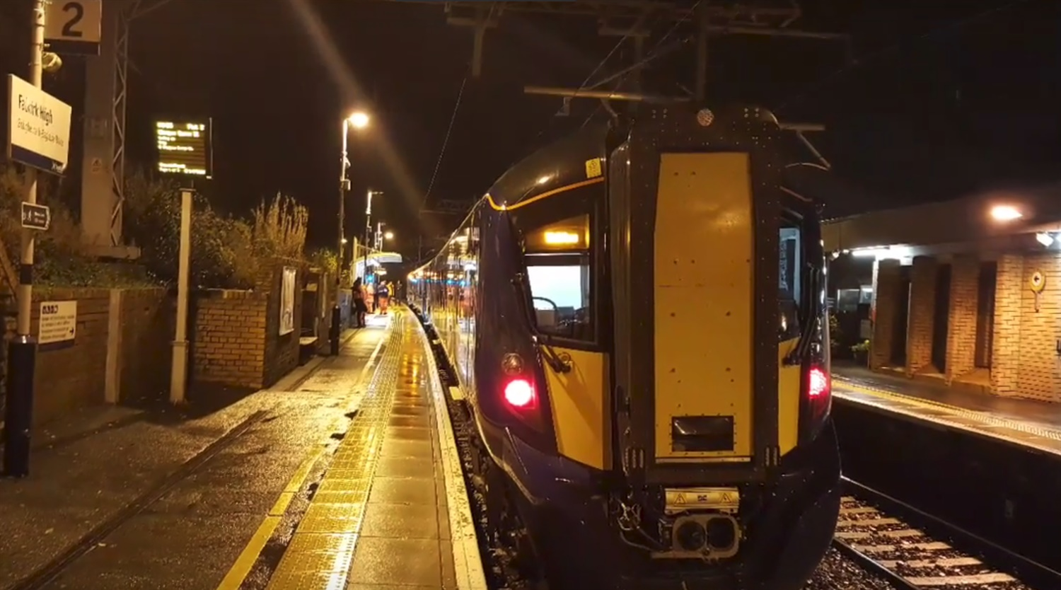 EGIP into final testing phase as first full Edinburgh to Glasgow journey completed