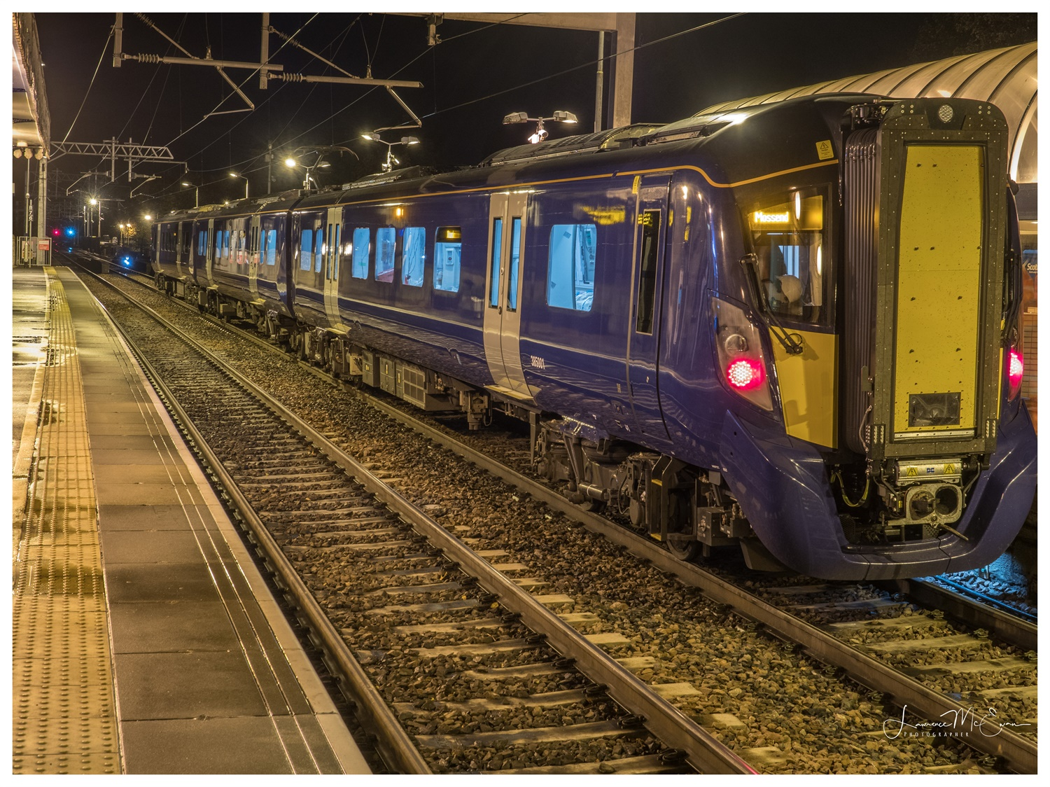 Major milestone as first Class 385 makes Edinburgh-Linlithgow trip