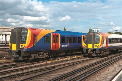 Stagecoach fails to secure direct award of South West Rail franchise