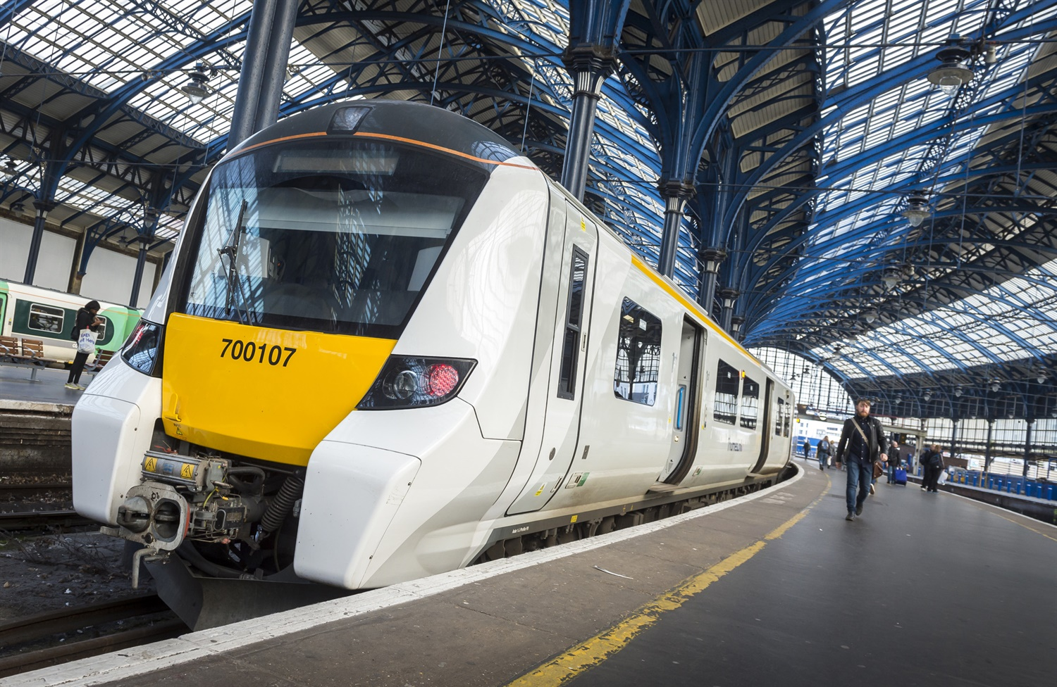 GTR completes rolling stock upgrade on Thameslink route