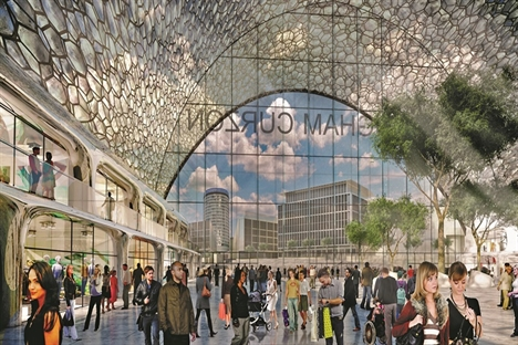 Concessions on HS2 leave Birmingham delighted