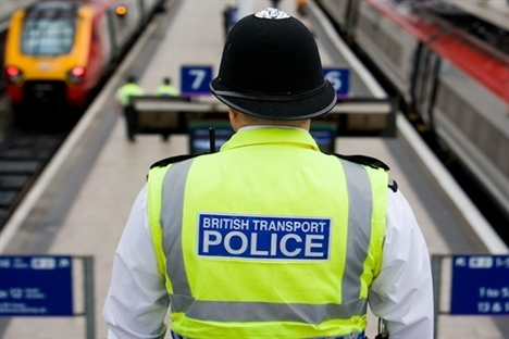 New targets set for rail police