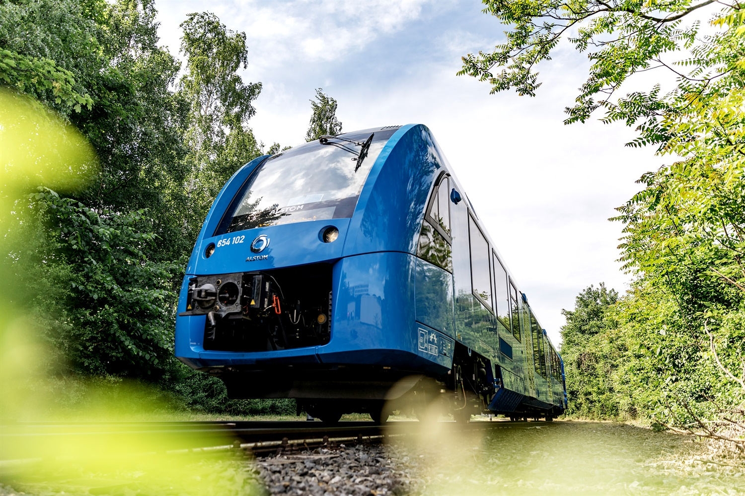 Hydrogen trains: bringing the success story to the UK