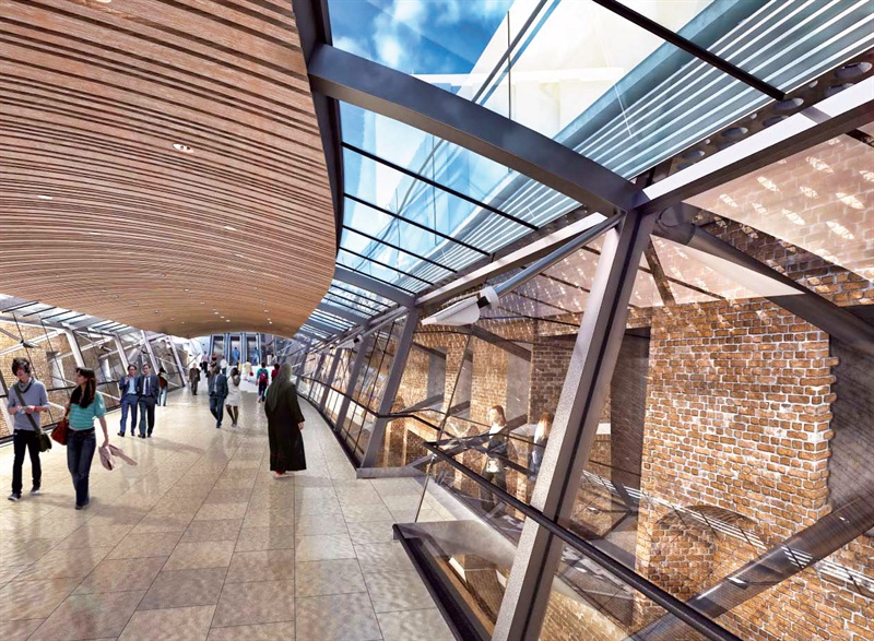 Whitechapel Station contract awarded