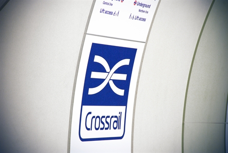 Network Rail awards £130m Crossrail contract