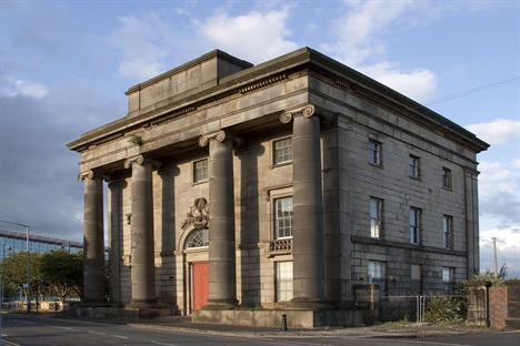 HS2 submits plans to convert disused Curzon Street station entrance