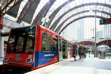 DLR strike dates announced