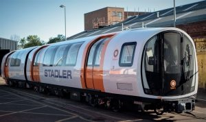 First new driverless Subway trains arrive in Glasgow for testing