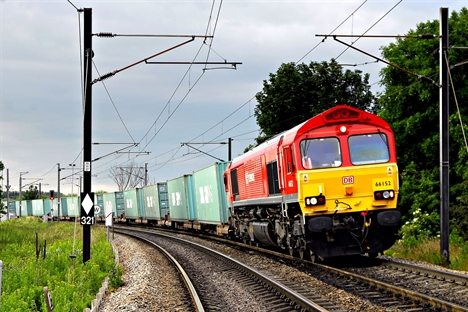 How does freight fit in with rail devolution?