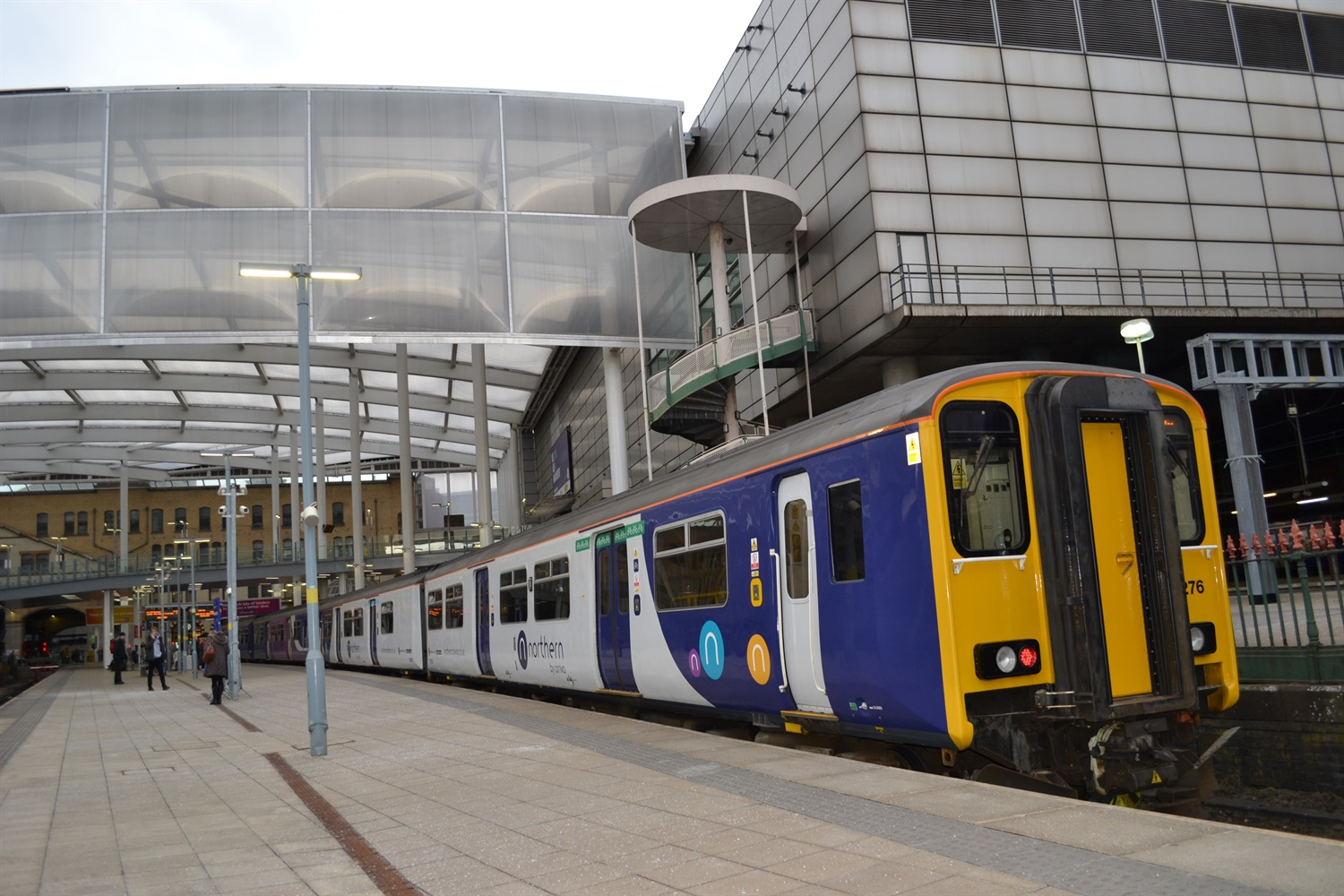Northern franchise enters government control