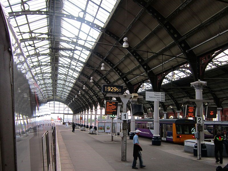 £3m pledged for Darlington Station project