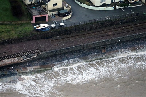 Alternative route options post-Dawlish are poor value