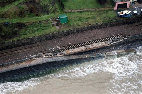 Brown report calls on NR to tackle rail resilience