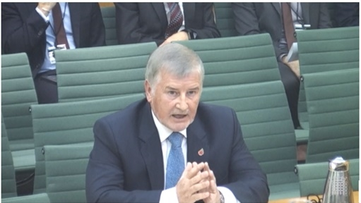 New ORR chair tells MPs the regulator will focus on passengers and 'end user' of rail industry