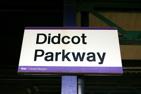 Didcot rail station revamp set to finish