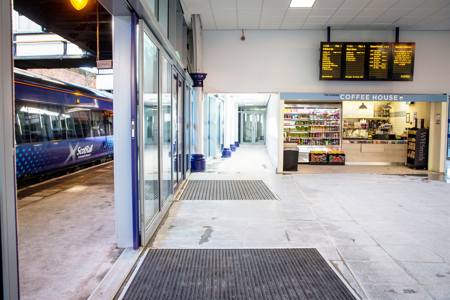 First images of major 'gateway' development at Dundee station unveiled
