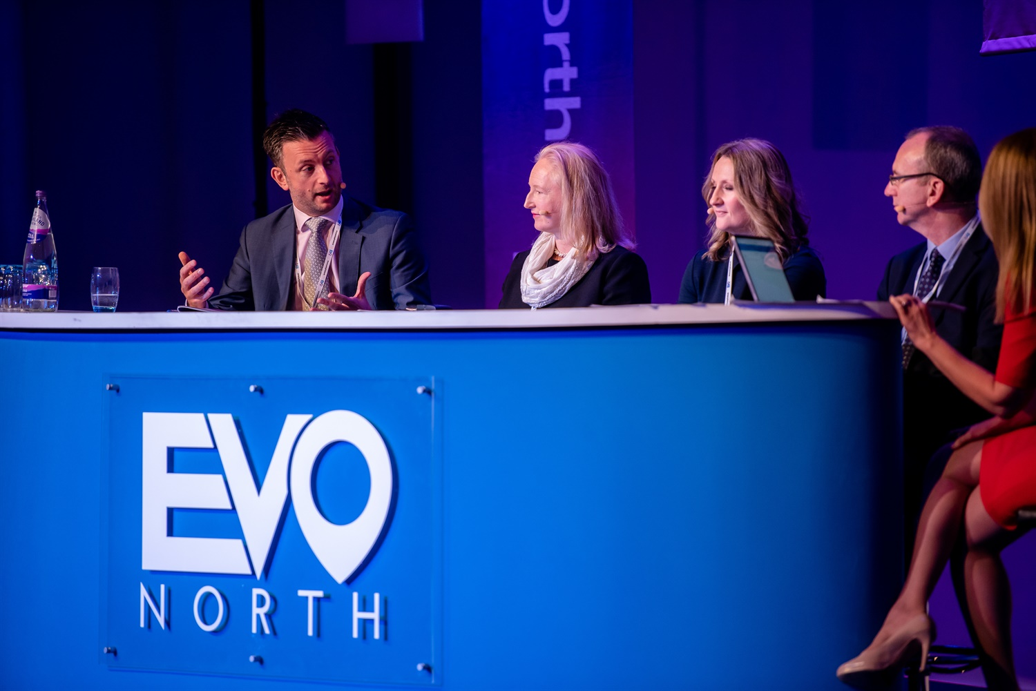 Transport and Connectivity at EvoNorth 2019