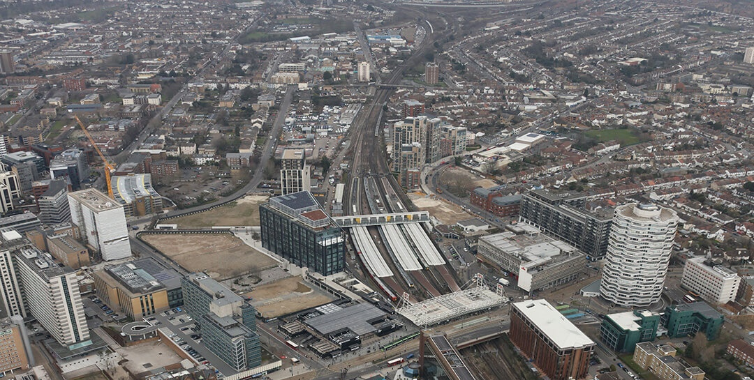 Network Rail buys up old Croydon sites in plans to fix Britain's busiest railway bottleneck