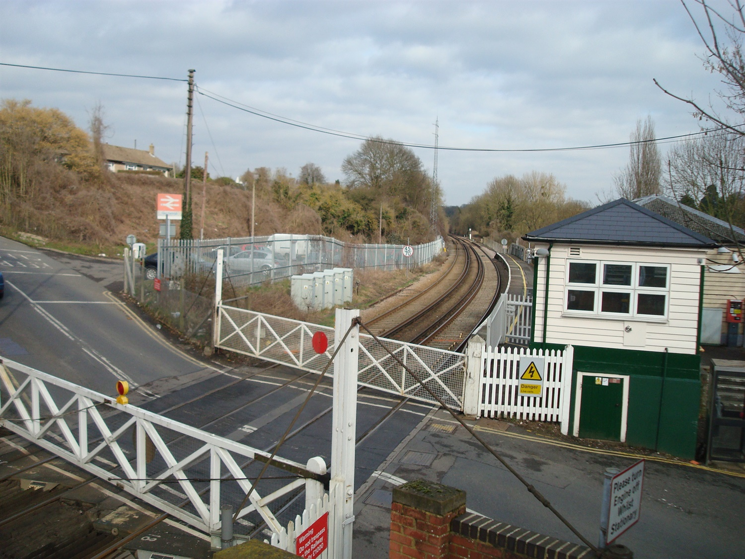 Network Rail fined £200k after elderly signaller suffers 'life-changing injuries' in level crossing