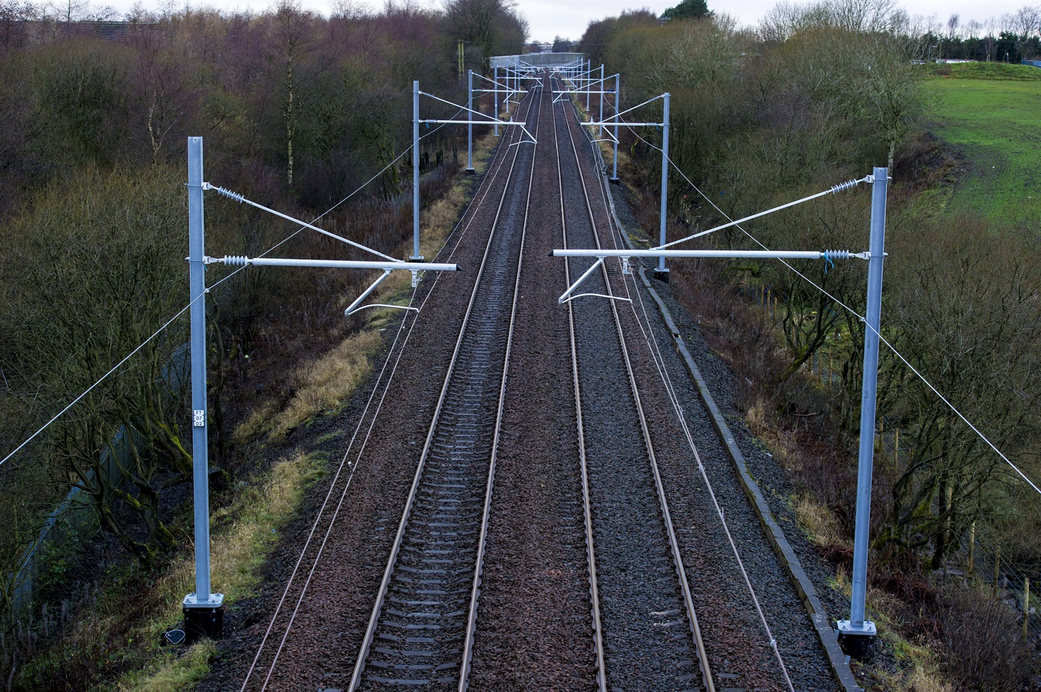Network Rail awards Carillion £49m Shotts electrification contract