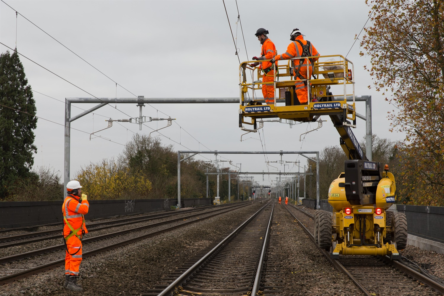 GOBLIN electrification on track for January 2018 completion