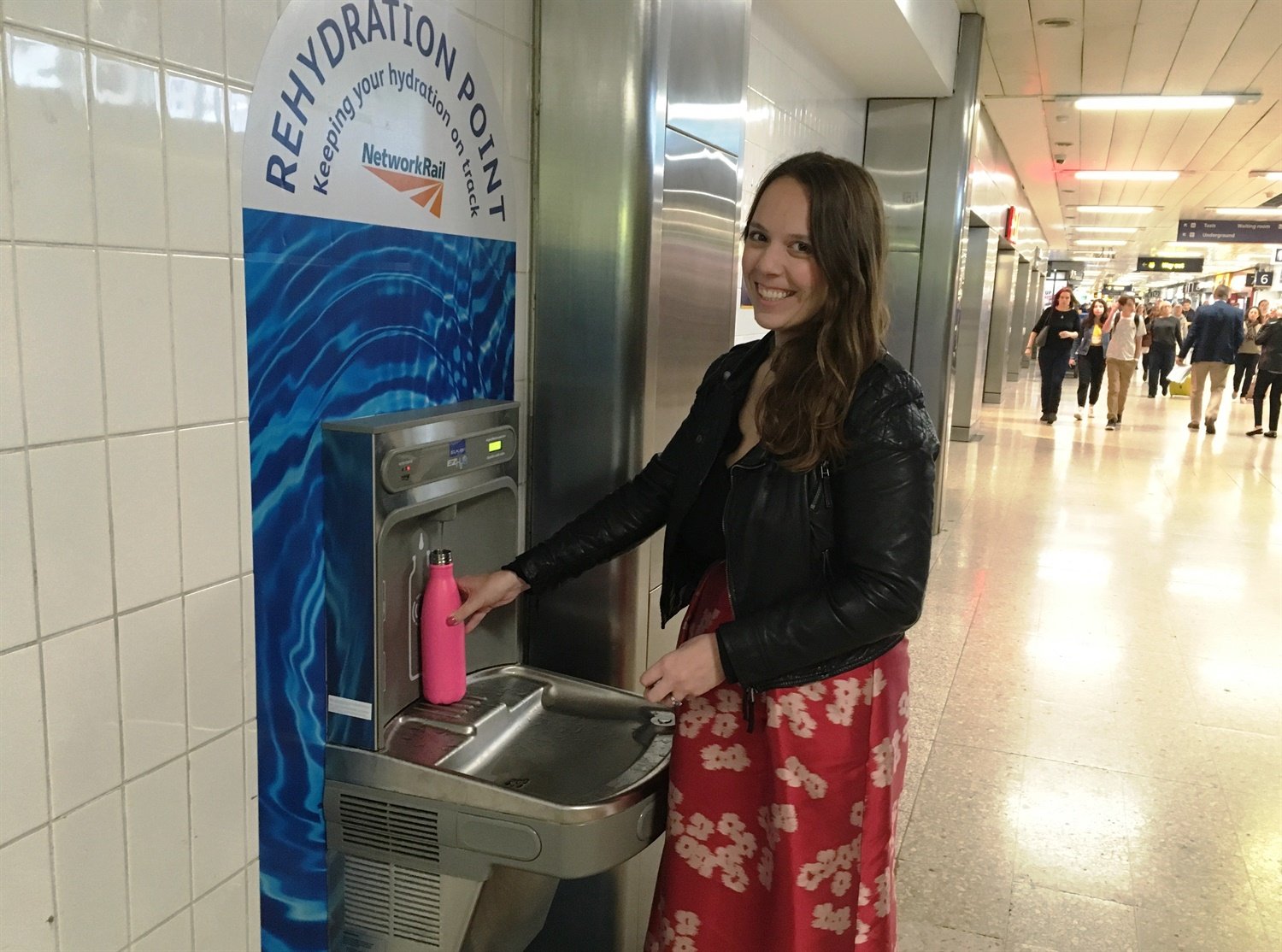 Equivalent of three million plastic bottles saved by Network Rail initiative