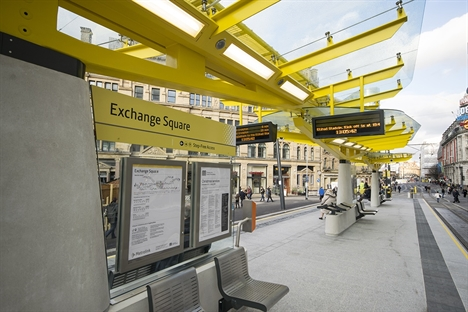 Second City Crossing: a new line through the heart of Manchester city centre