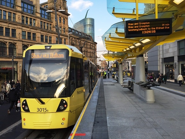 New Metrolink stop opens as the first step in Second City Crossing