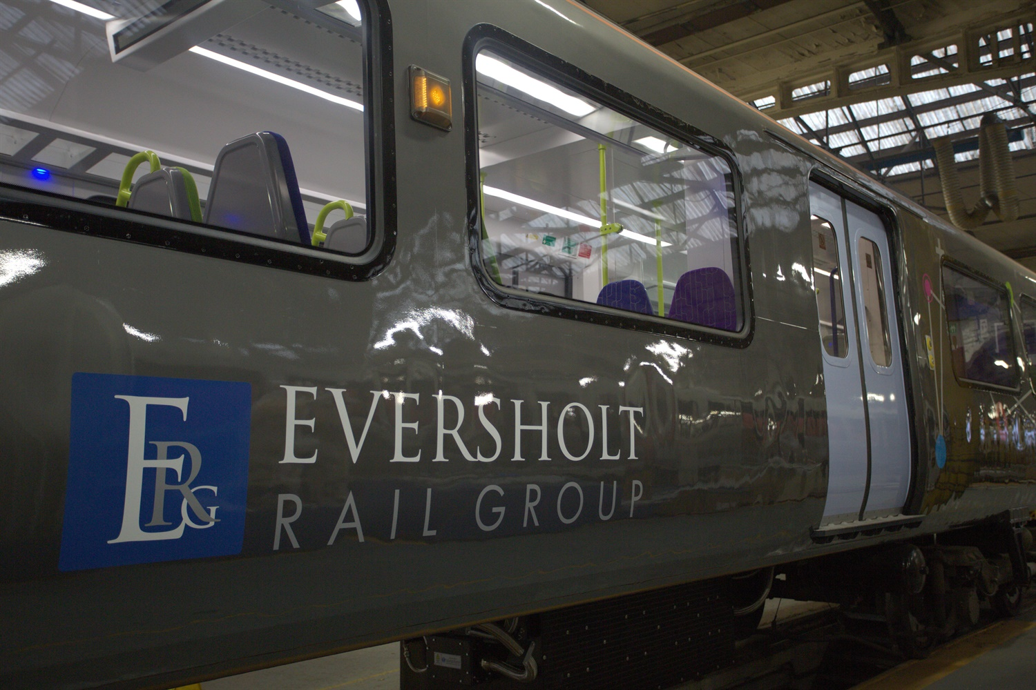 Hong Kong conglomerate buys major UK rolling stock company