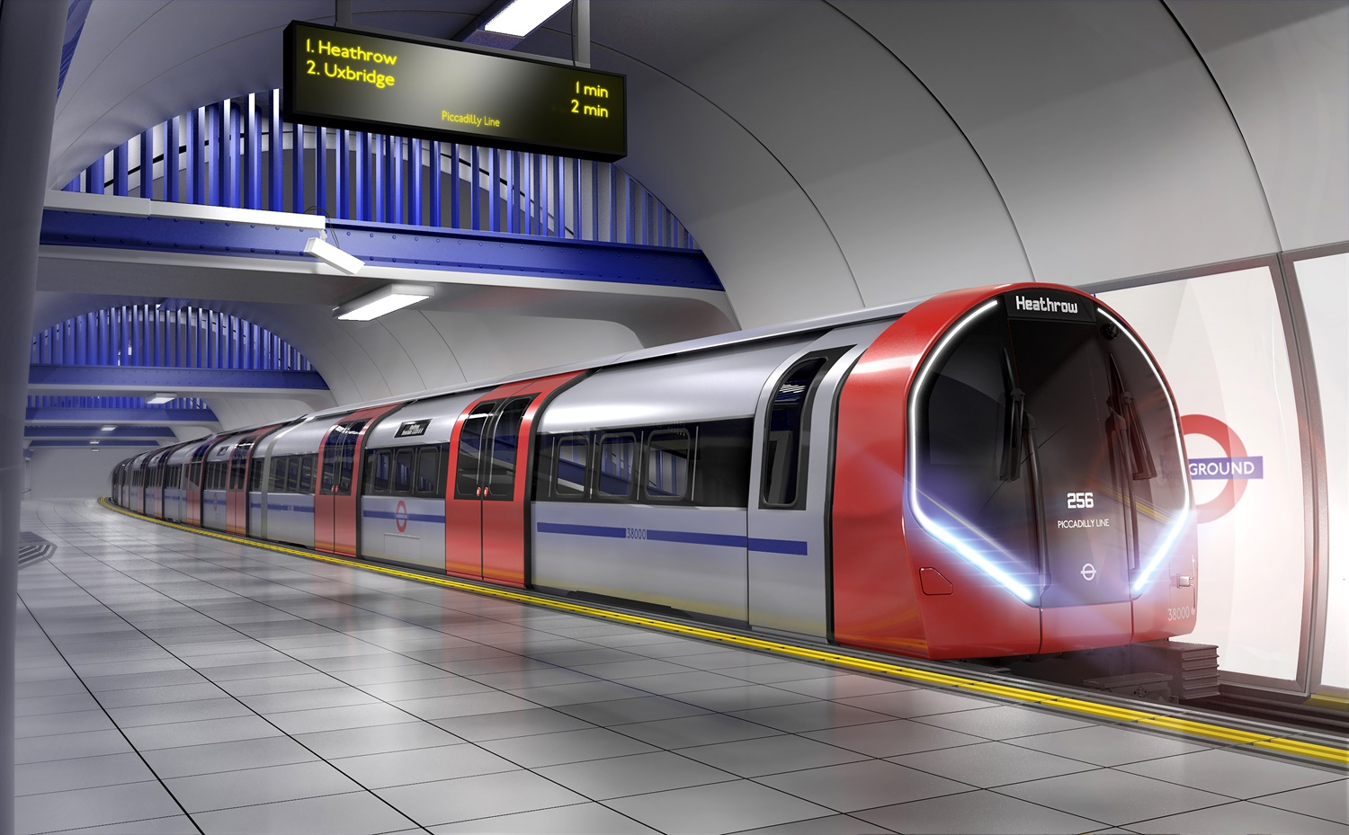 Siemens Deep Tube: Keeping London moving