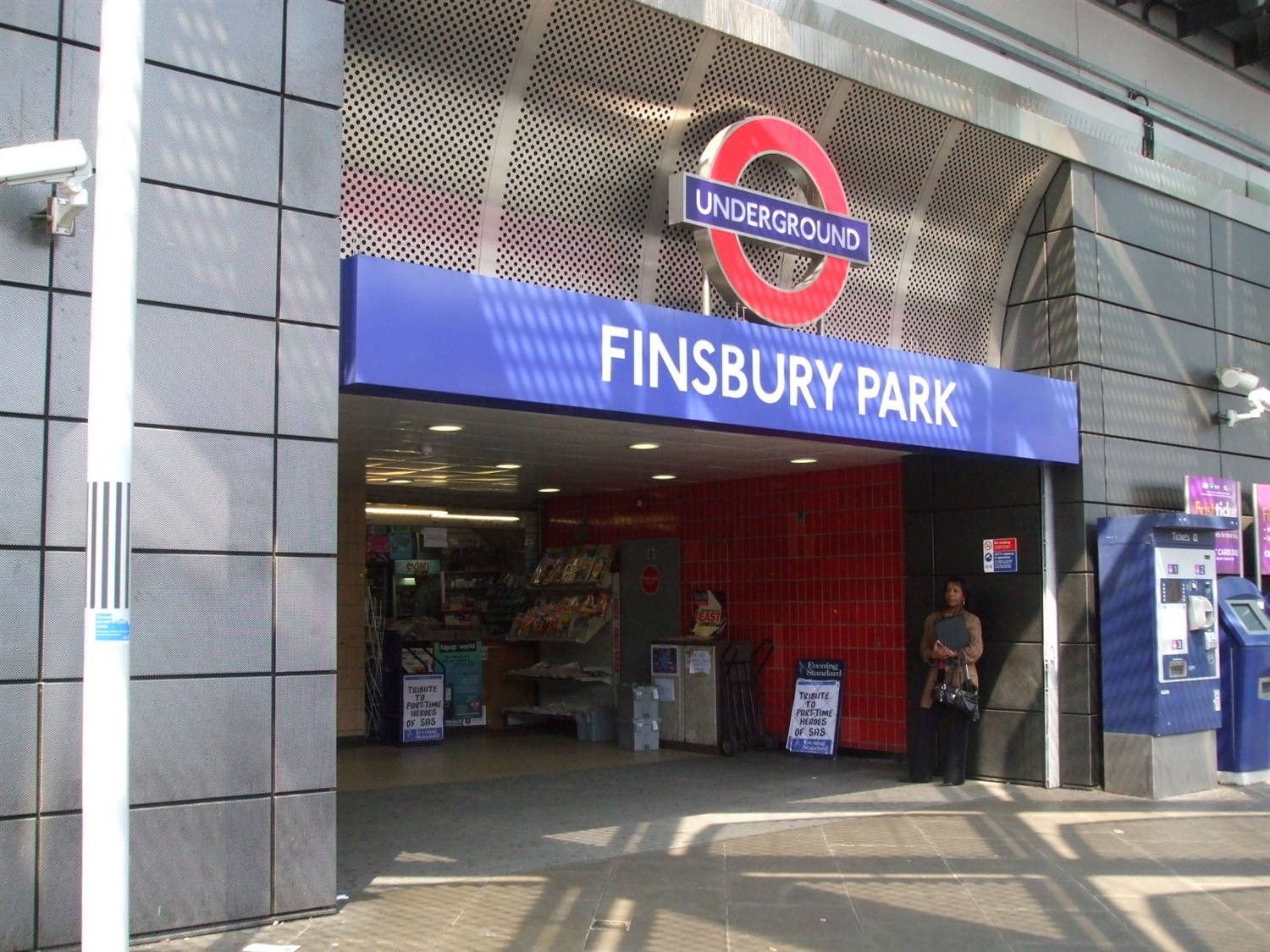 Work to begin on new entrance at Finsbury Park Underground station