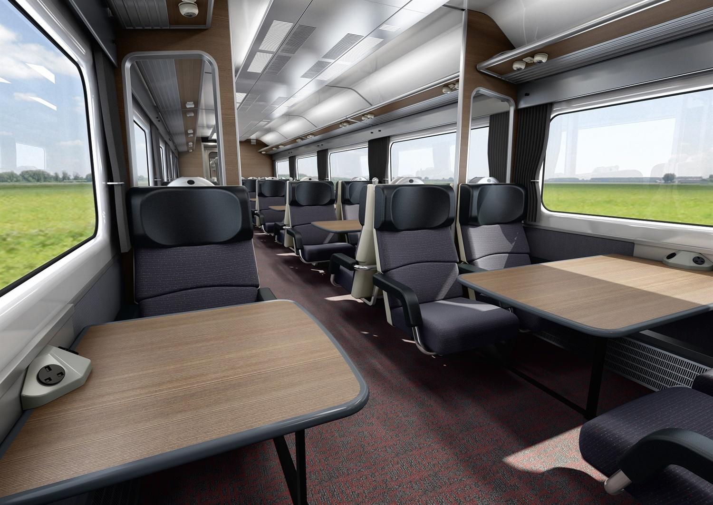 Abellio S First Refurbished Mark 3 Coach Enters Service