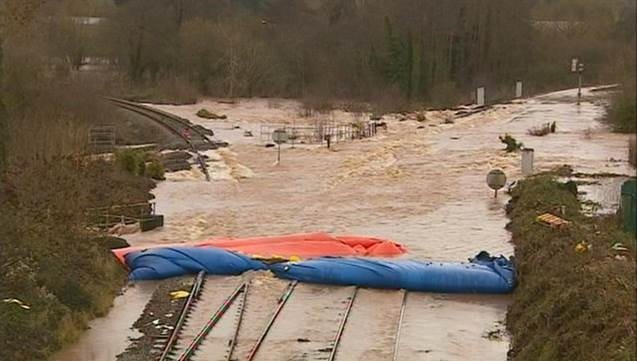 Network Rail announces plan to protect Great Western Main Line from flooding