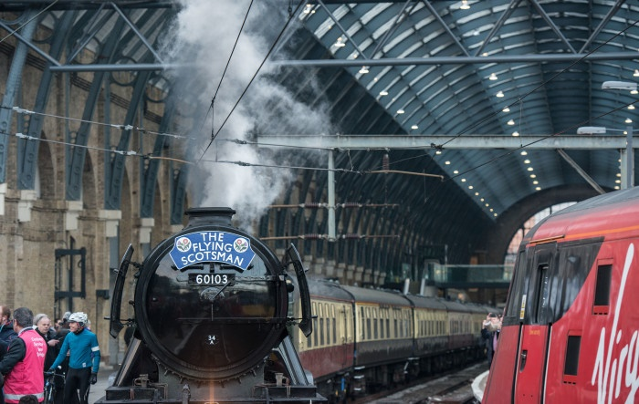 The Flying Scotsman will be visiting Cornwall for the first time