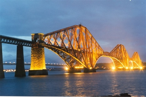 Search is launched to uncover origins of WW2 era plans to reconstruct Forth Bridge