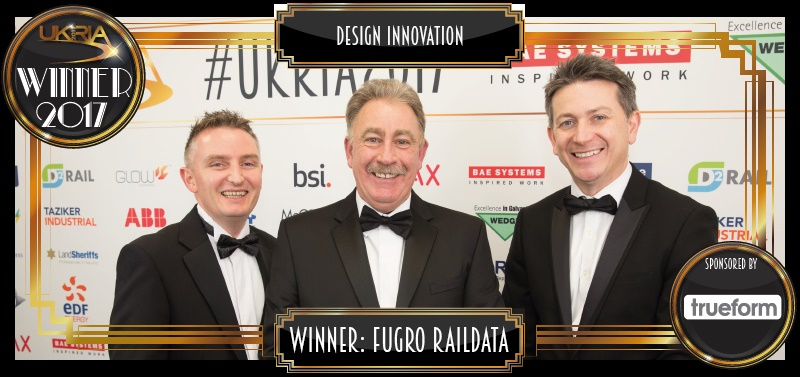 Fugro Raildata - Design Innovation