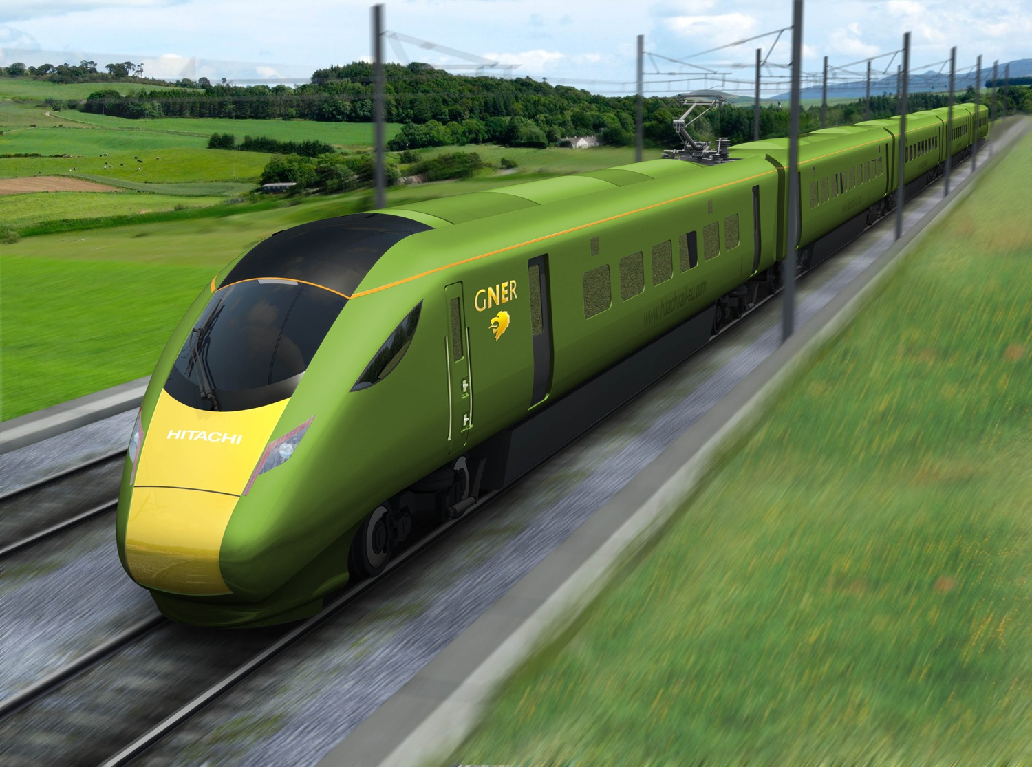 ORR to decide on Alliance Rail open access application this summer