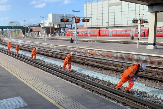 Gatwick Airport station improvements on track despite Covid-19 outbreak