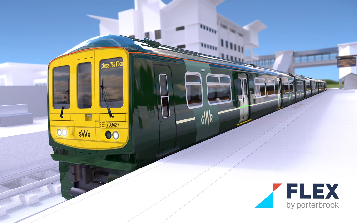 GWR to roll out 19 'tri-mode' trains by 2019 under new deal