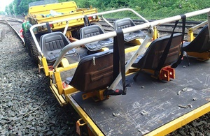 RAIB: Runaway trailer separated from train due to deliberately disabled brakes