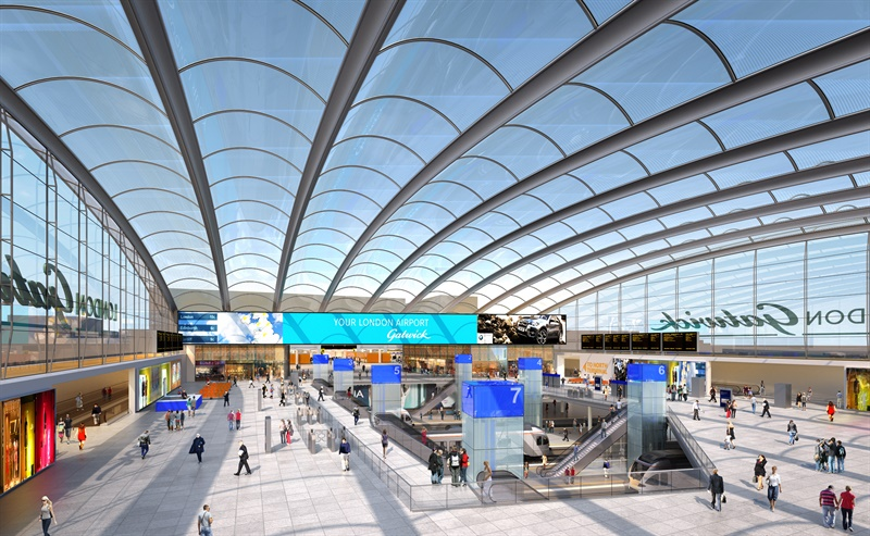 Gatwick Airport station to get £120.5m upgrade