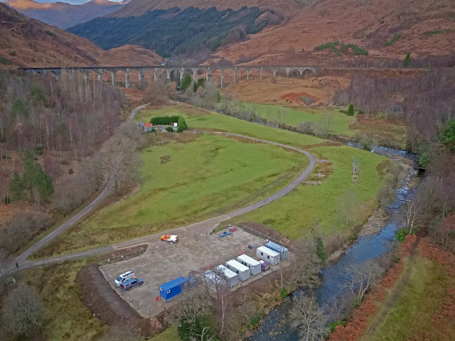 £1.7m investment from Network Rail to protect famous viaduct