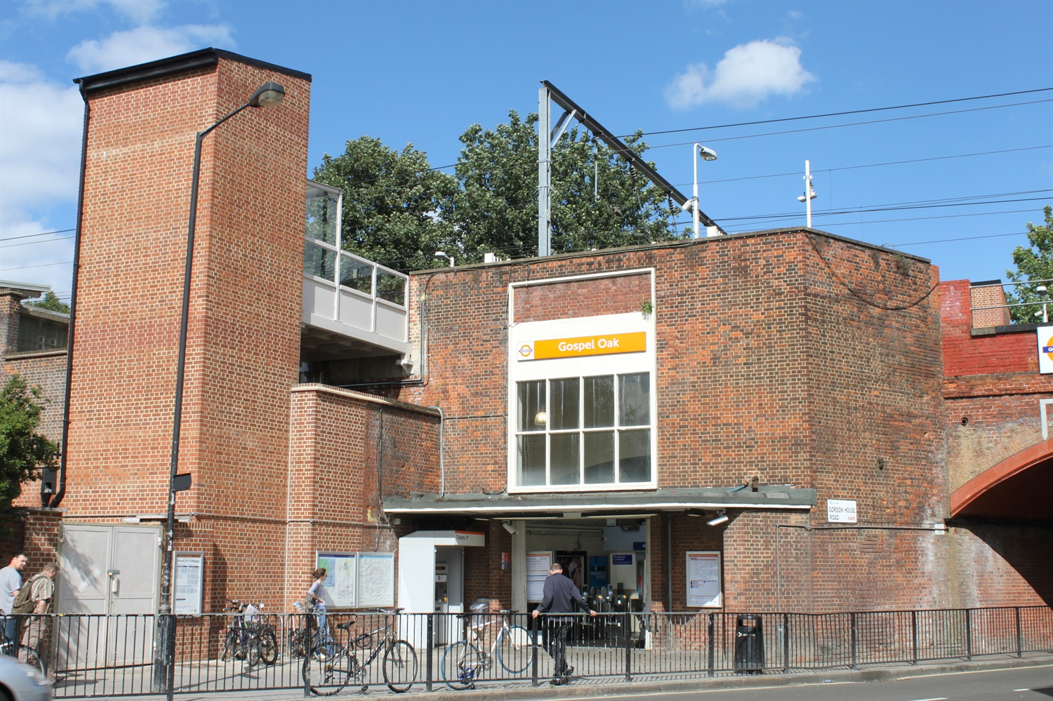 Perry confirms Barking to Gospel Oak electrification timeline