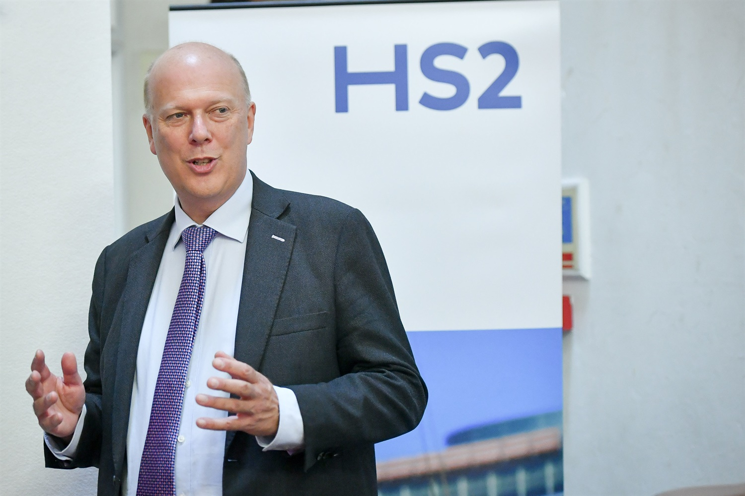 Rail industry slams door on 'completely misunderstood' Grayling HS2 Phase 2b comments