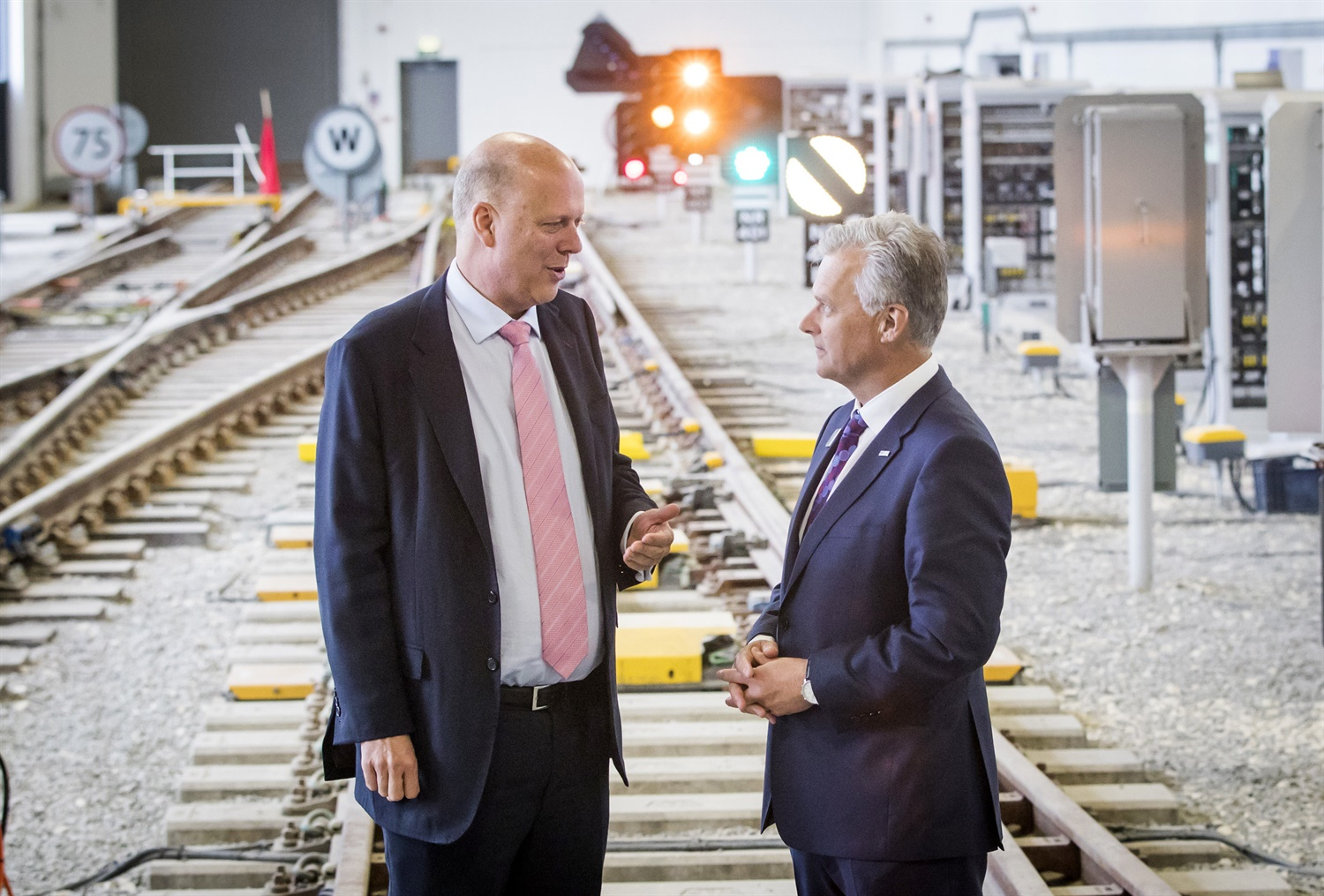 Digital Railway strategy sets out major upgrade targets for next 15 years